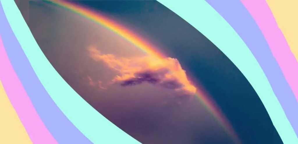Somewhere over the rainbow, un inno alla libertà di essere se stessi