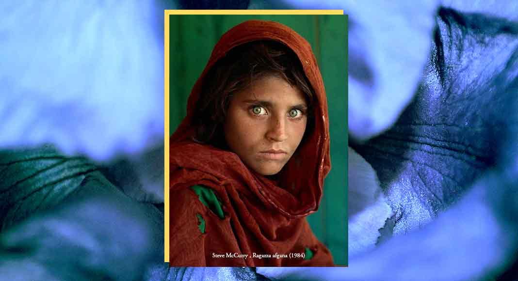 La ragazza afgana, cosa significa comunicare con lo sguardo