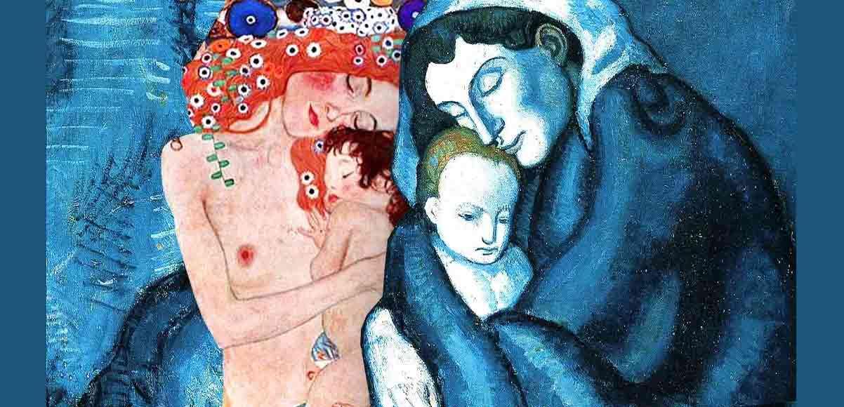 Scopri che tipo di mamma sei attraverso l'arte