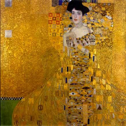 Ritratto di Adele Bloch-Bauer I, Gustav Klimt