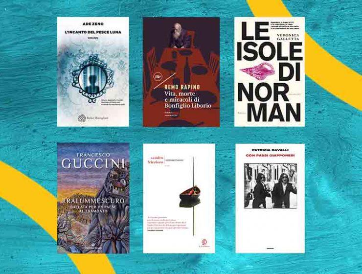 Premio Campiello, annunciata la cinquina finalista