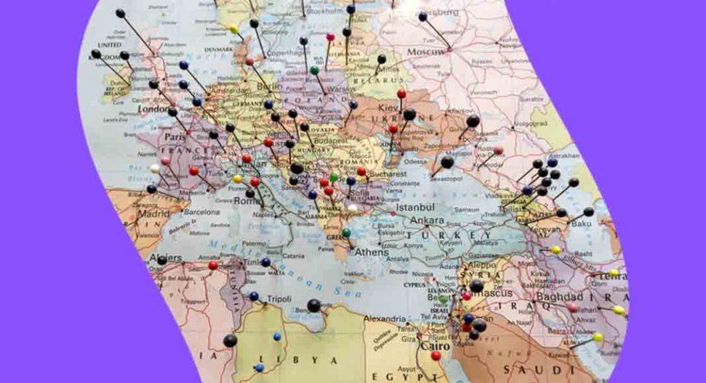 Conosci le capitali delle città del mondo? Scoprilo con questo test