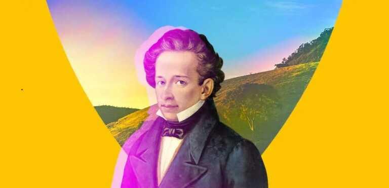 """""""L'infinito"""" di Giacomo Leopardi ci spinge ad andare oltre i confini"""