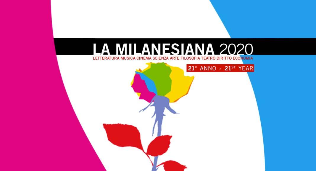 """""""I colori"""" sono il tema dell'edizione 2020 del festival La Milanesiana"""