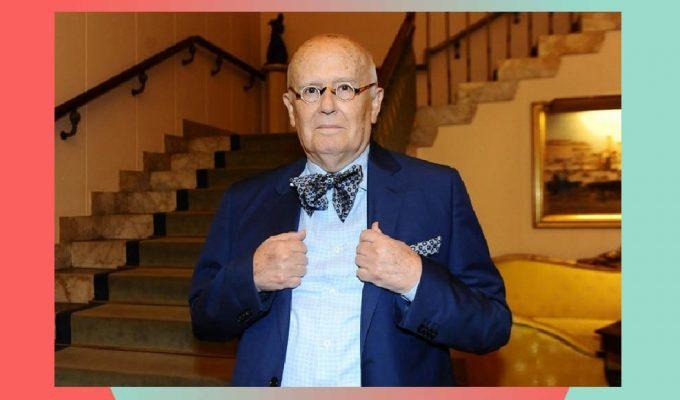 È morto il giornalista, scrittore e aforista Roberto Gervaso
