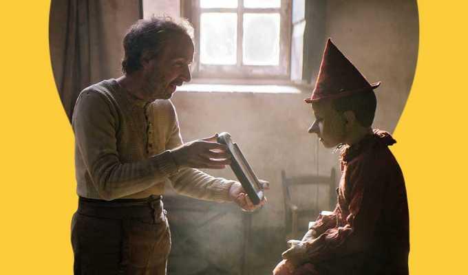 Pinocchio, in tv il nuovo adattamento cinematografico della fiaba di Collodi