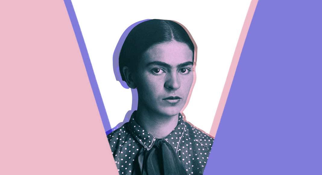 """Tu mi piovi, io ti cielo"""", la celebre poesia di Frida Kahlo"""