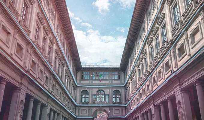Weekend di Ferragosto, oltre 21mila visitatori agli Uffizi