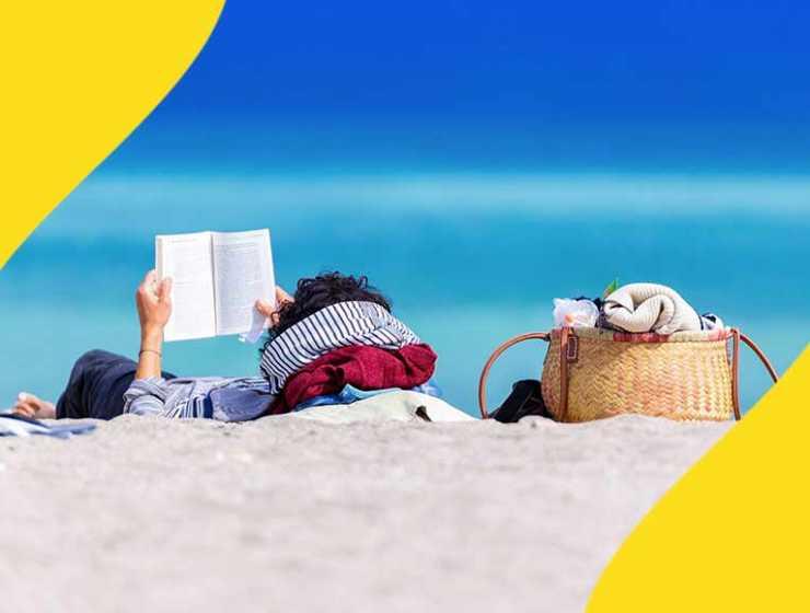 Letture d'estate, i libri da leggere in vacanza
