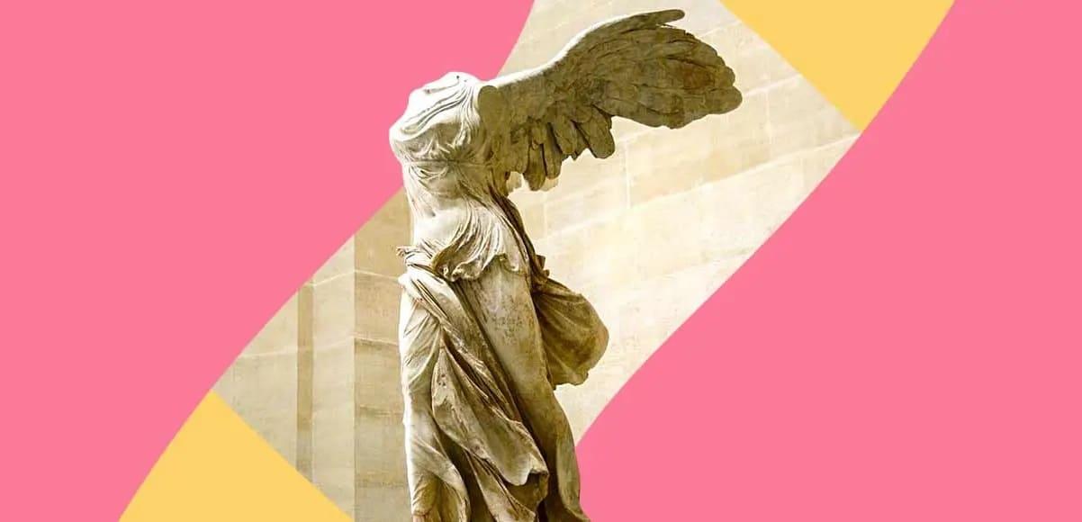 La Nike di Samotracia, la scultura che ci insegna la bellezza dell'imperfezione