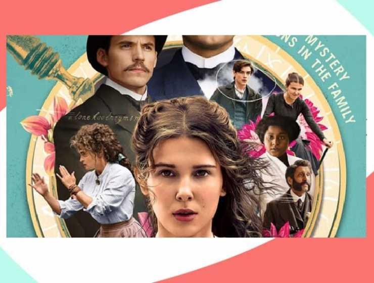 Enola Holmes, arriva il film con protagonista la sorella di Sherlock