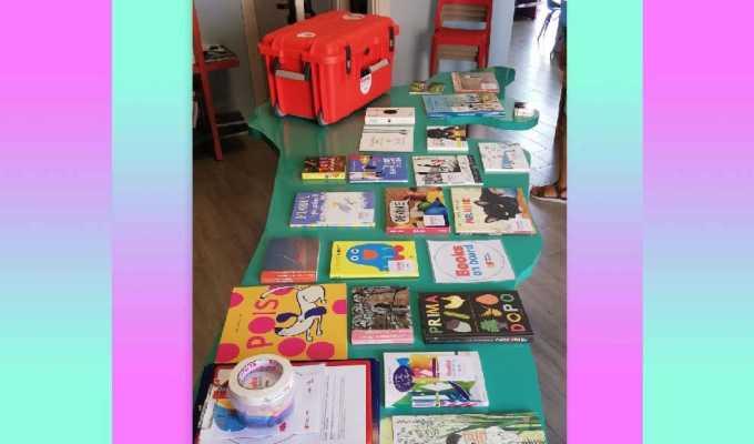 Books in Board, libri come primo mezzo di accoglienza nel Mediterraneo