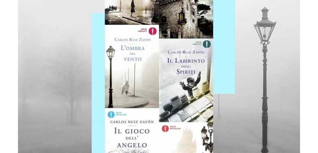 Carlos Ruiz Zafón, i libri da leggere dello scrittore spagnolo