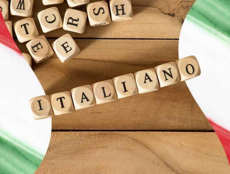 Conosci l'origine delle parole della lingua italiana? Scoprilo con questo test