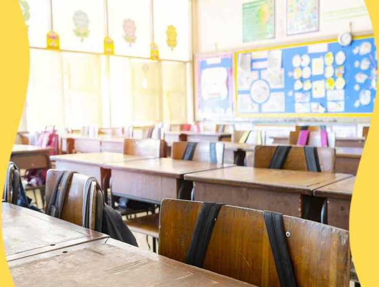 Mancanza insegnanti di sostegno, scuola a rischio per molti studenti