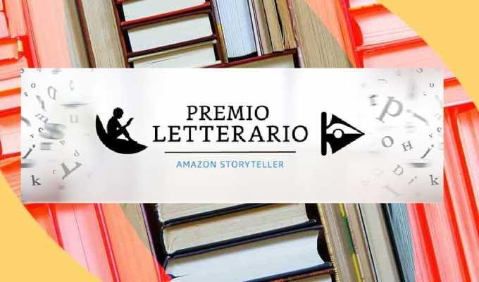 Amazon Storyteller 2020: selezionati i 5 finalisti. Il vincitore su Libreriamo