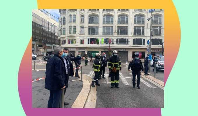 Attacco alla cattedrale di Notre-Dame a Nizza: decapitata una donna