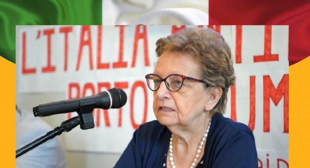 """""""Ciao comandante"""", addio al presidente dell'Anpi Carla Nespolo"""