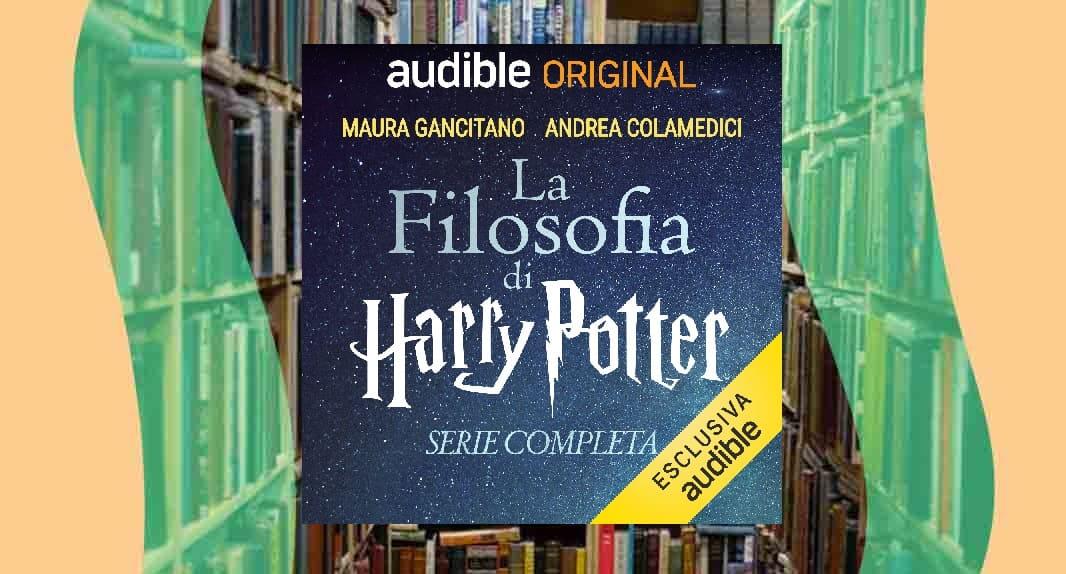 """Come affrontare la vita attraverso """"La filosofia di Harry Potter"""""""