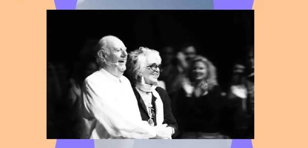 Dario Fo e Franca Rame, la bella e il giullare di Dio
