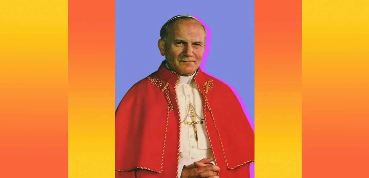 Giovanni Paolo II, le sue frasi più belle