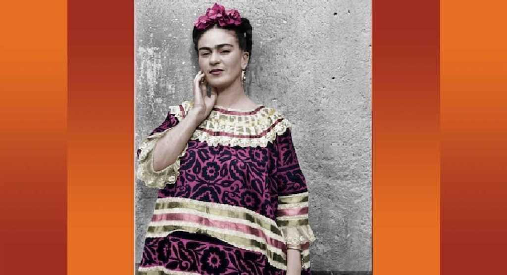 """La vita tormentata di Frida Kahlo nella mostra """"Il caos dentro"""""""