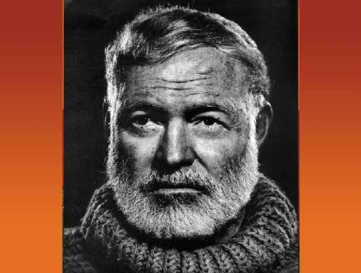 """""""Non sono Hemingway, ma imito Pasolini"""", la citazione di Di Battista"""