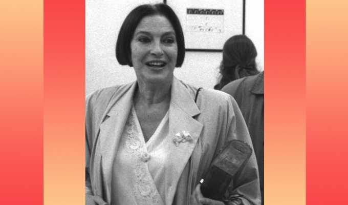 E' morta Lea Vergine, il giorno dopo la scomparsa del marito Enzo Mari