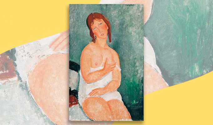 Arriva al cinema la grande arte di Amedeo Modigliani