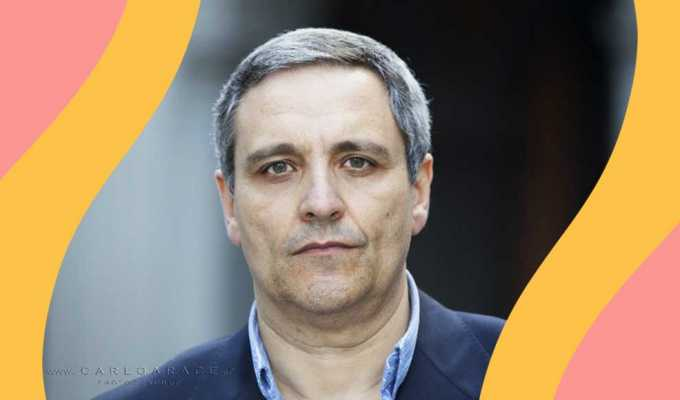 """Maurizio De Giovanni, """"Perdonare è alla base del vivere civile"""""""