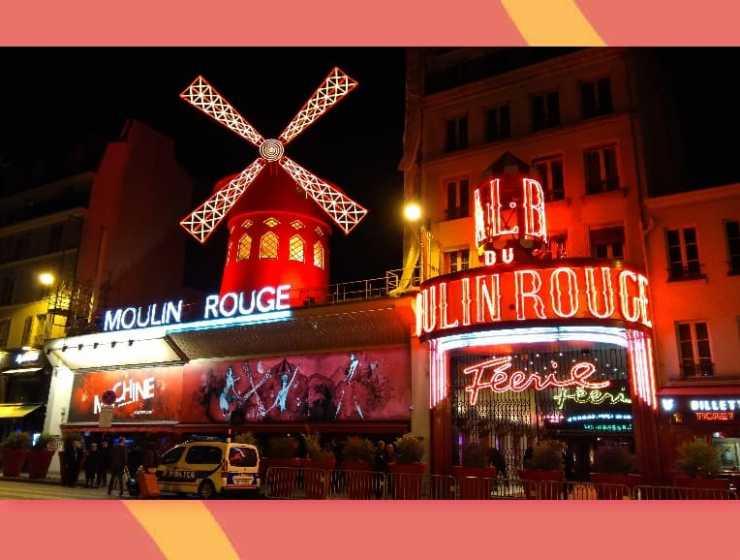 Muolin Rouge, compie 131 anni il locale più trasgressivo di Parigi