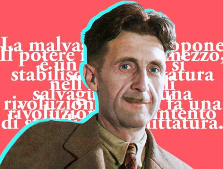 """Coronaviru e restrizioni, c'è chi si sente come in """"1984"""" di George Orwell"""