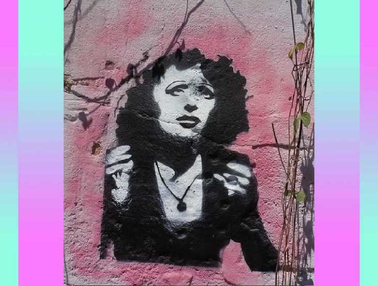 """""""La vie en rose"""" di Edith Piaf, un'inno all'ottimismo nelle difficoltà"""