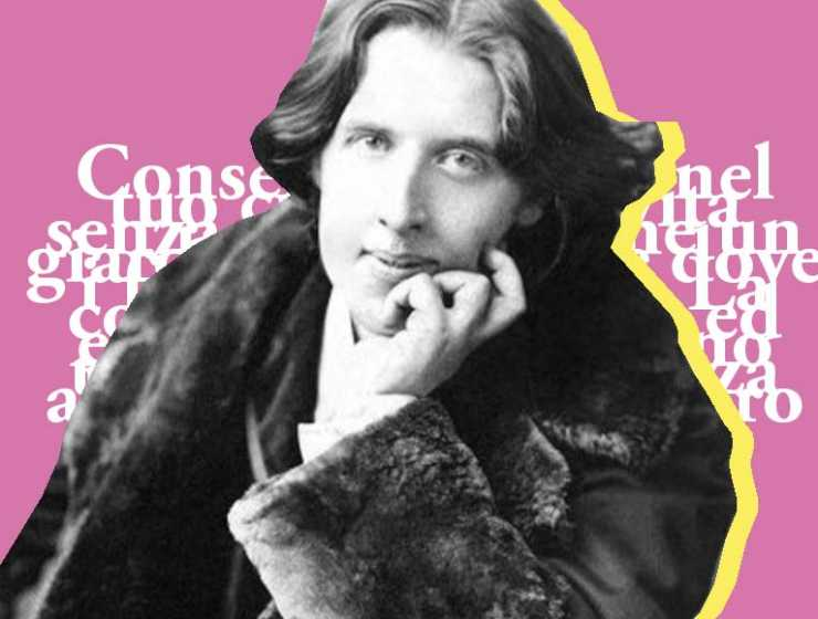 Al Grande Fratello una frase di Oscar Wilde erroneamente attribuita a Mussolini