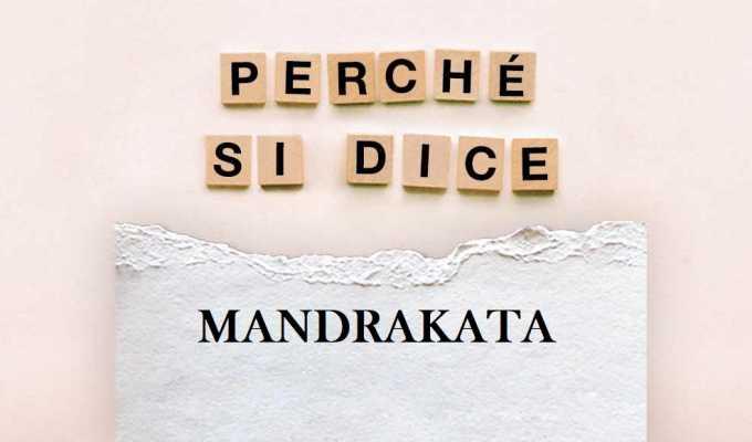 """Mandrakata, il significato della parola nata dal """"Mandrake"""" Gigi Proietti"""