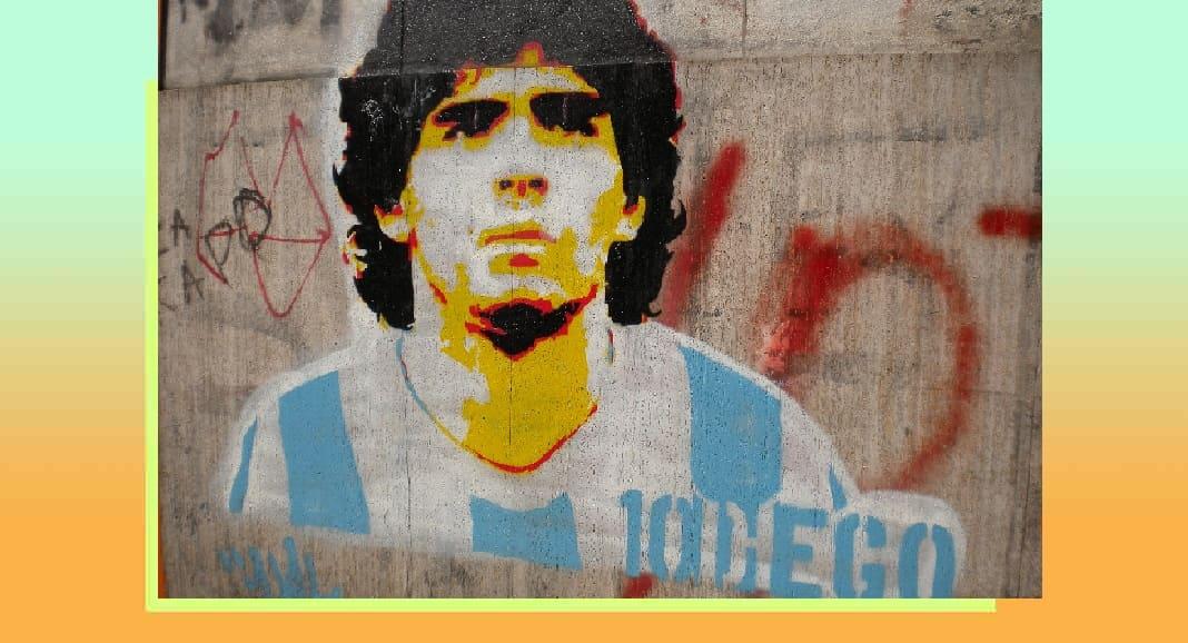 È morto Diego Armando Maradona, artista del calcio