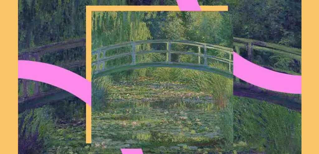 """""""Lo stagno delle ninfee"""" di Monet, un omaggio alla biodiversità"""