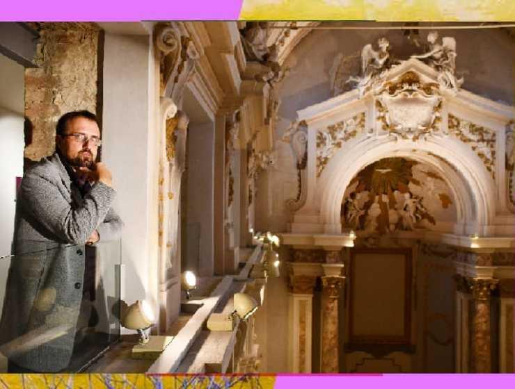 """Luca Nannipieri, """"Musei online? Come baciare una donna su un poster"""""""