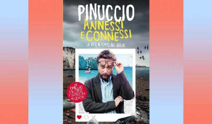 Come diventare influencer, in un libro il corso (semiserio) di Pinuccio