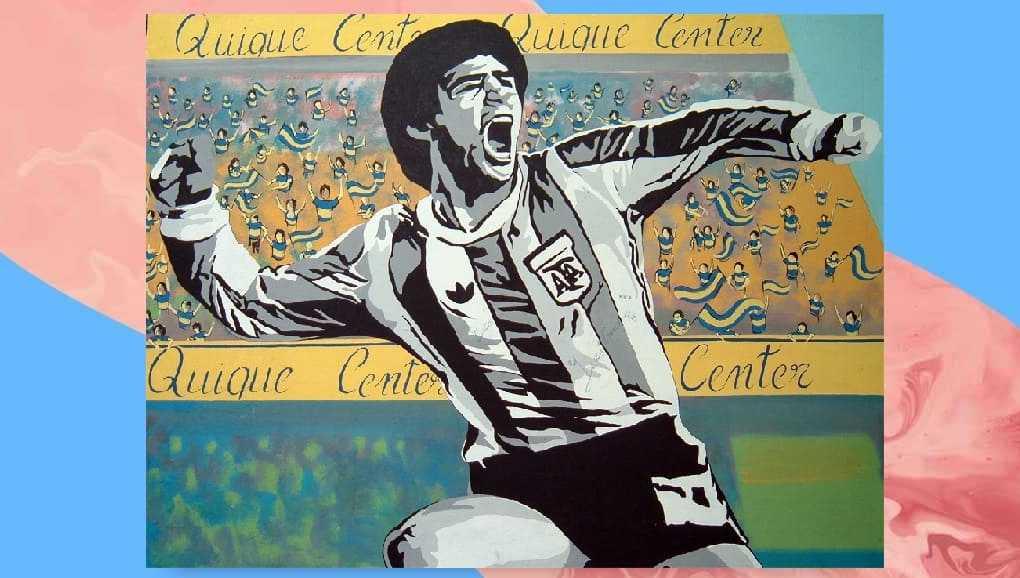 """""""Maradona e le nuvole argentine"""", la poesia di Federico Buffa dedicata a Diego"""
