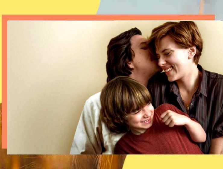 Storia di un matrimonio, film che ci fa commuovere per la fine di un amore