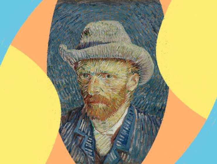 La magia dei colori di Van Gogh continua a vivere su Facebook