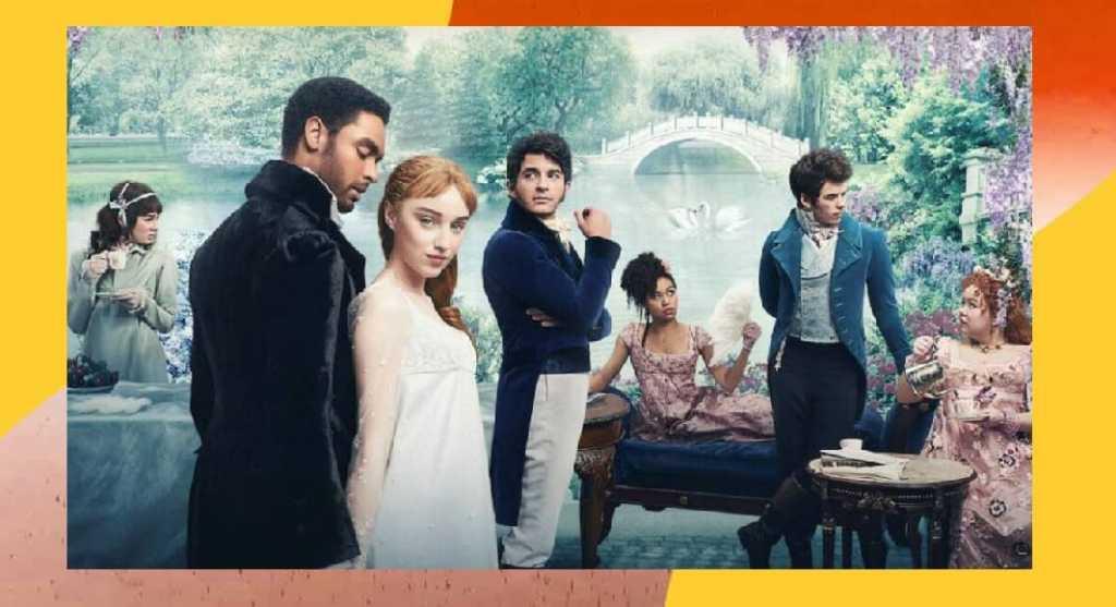 Bridgerton, la nuova serie Tv Netflix ispirata ai libri di Julia Quinn