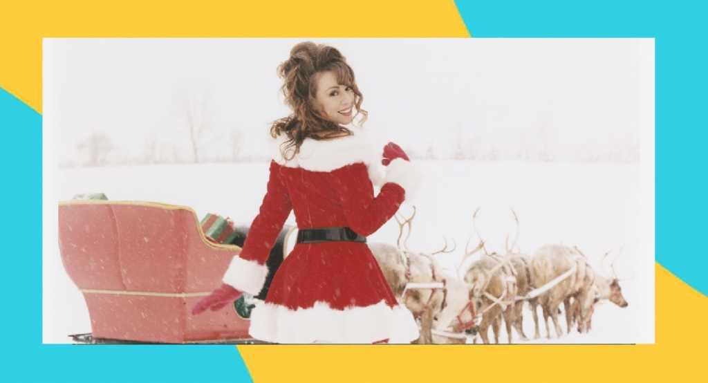 """""""All I want for Christmas is you"""" di Mariah Carey, la regina del Natale"""