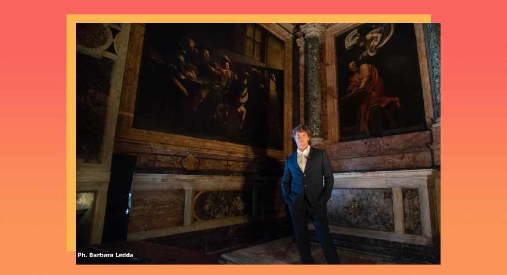 """Alberto Angela torna in prima serata in tv con """"Stanotte con Caravaggio"""""""