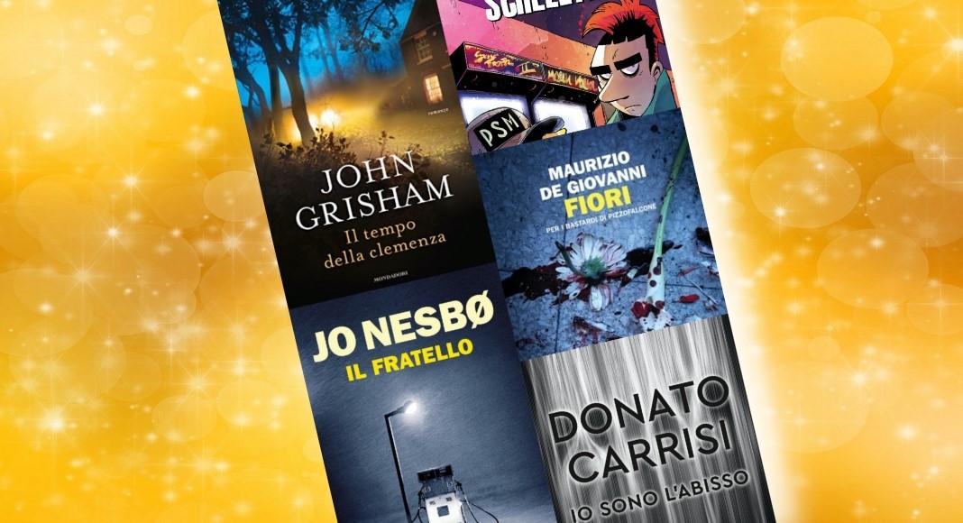 10 libri gialli e thriller da regalare questo Natale a chi ama il genere
