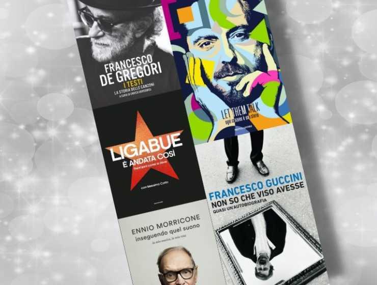 Natale 2020, i libri da regalare a chi ama la musica
