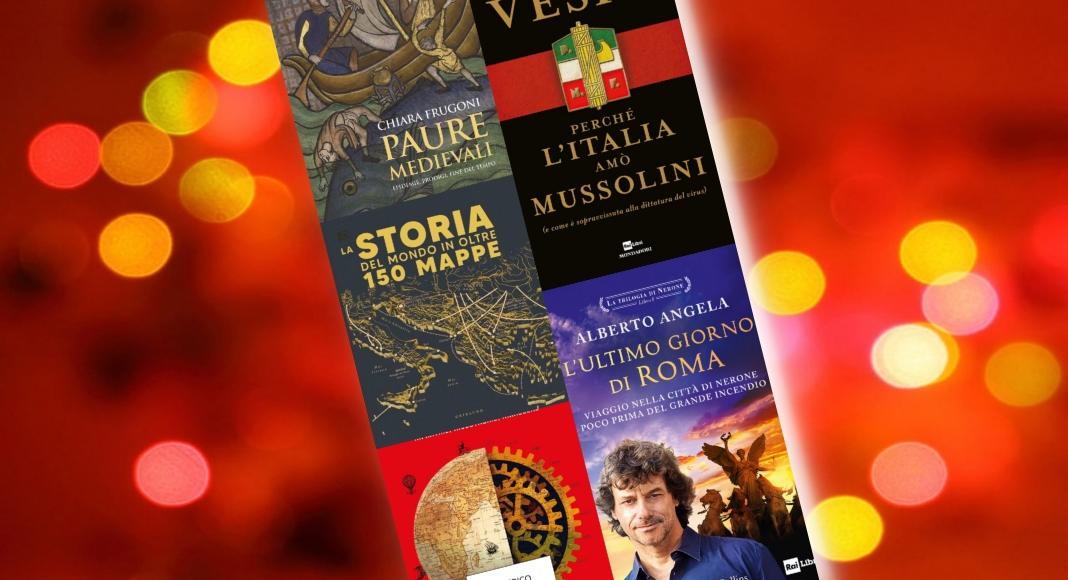 Natale 2020, i libri da regalare ad un appassionato di Storia