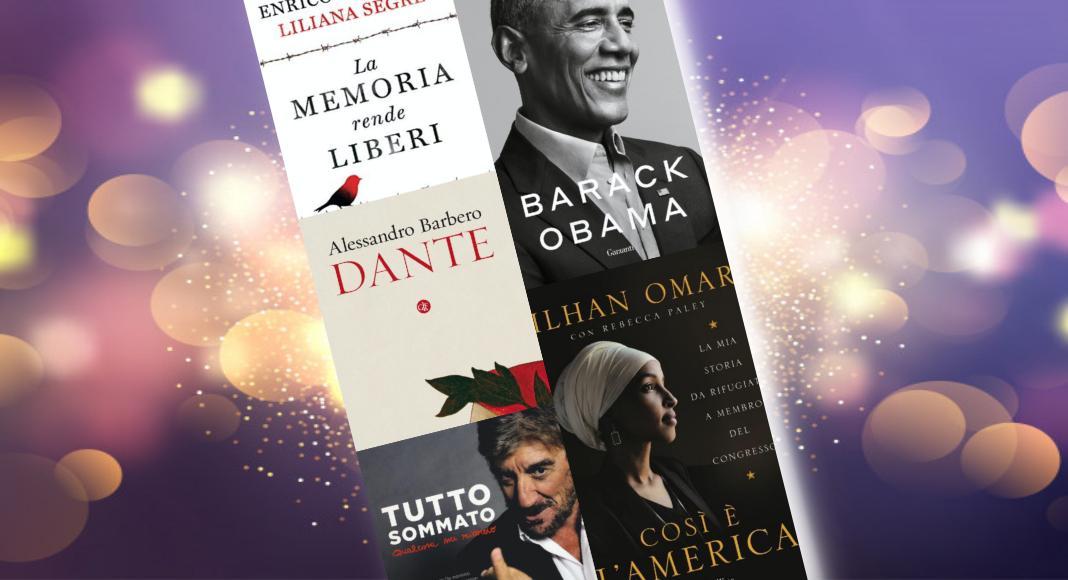 Libri Natale 2020, cinque biografie da leggere e regalare