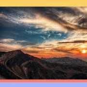 L'importanza di cogliere un tramonto e il valore delle piccole cose